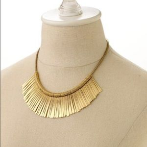 Stella & Dot Pair of Fringe Necklaces